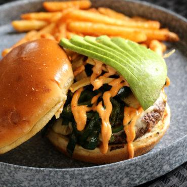 Iguana Burger